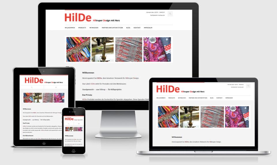 HilDe - Hiltruper Design mit Herz